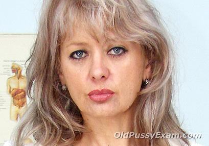 Old granny Alena mature porn HD video