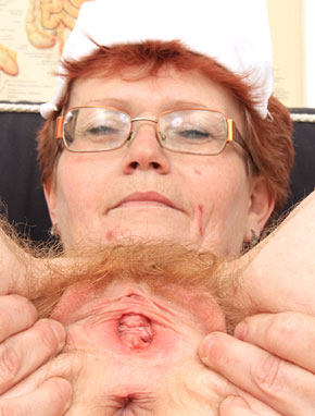 Elder amateur mom Jindriska 67 years old in mature HD porn video
