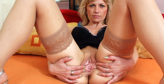 ftv, amateur, milf, mom, mother, lady, old, mature, stockings
