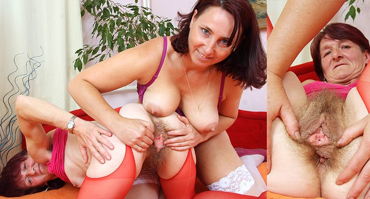 watch amateur moms Lexa and Matylda in lesbian action HD