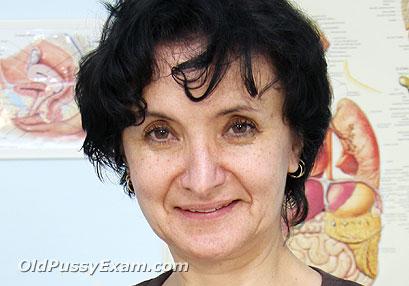 Aged mom Miriam mature porn HD video