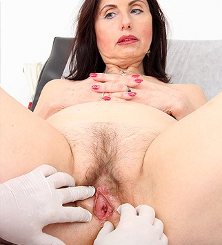 Nadezda hairy pussy video HD 