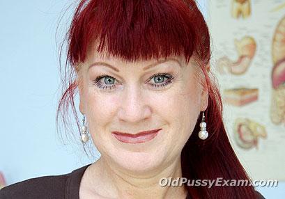 Aged mom Olga mature porn HD video